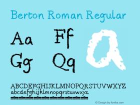 Berton Roman