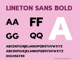Lineton Sans