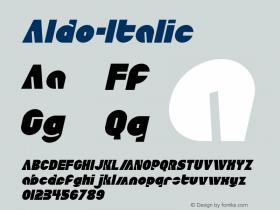 Aldo-Italic