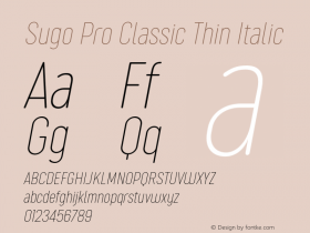 Sugo Pro Classic