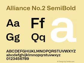 Alliance No.2