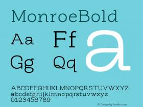 MonroeBold