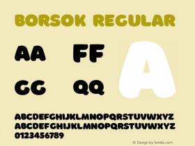 Borsok