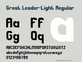 Great Leader-Light