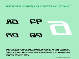 Infinity Formula Leftalic