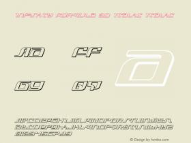 Infinity Formula 3D Italic