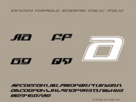 Infinity Formula Academy Italic