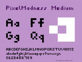 PixelMadness