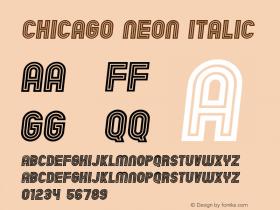 Chicago Neon