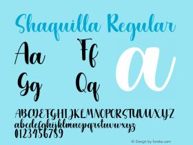 Shaquilla