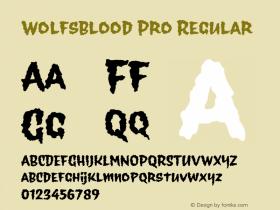 Wolfsblood Pro