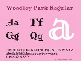 Woodley Park