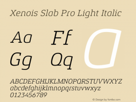 Xenois Slab Pro