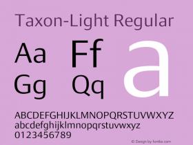 Taxon-Light