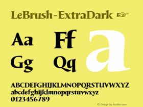 LeBrush-ExtraDark