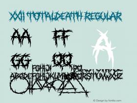XXII TotalDeath