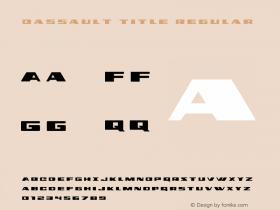 Dassault Title