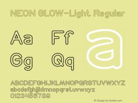 NEON GLOW-Light