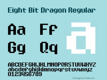 Eight Bit Dragon