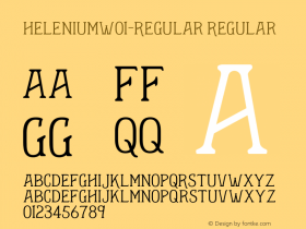 HeleniumW01-Regular