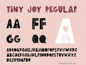 Tiny Joy