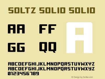 Soltz Solid