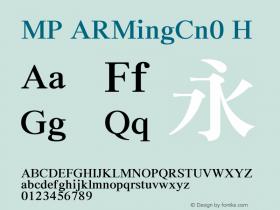 MP ARMingCn0