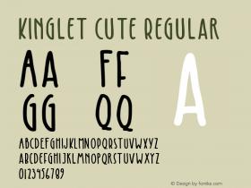 Kinglet Cute