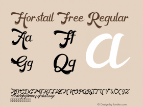 Horstail Free