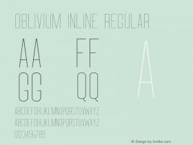Oblivium Inline