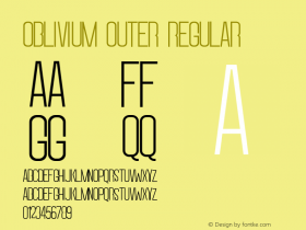 Oblivium Outer