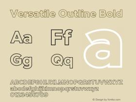 Versatile Outline