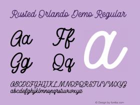 Rusted Orlando Demo
