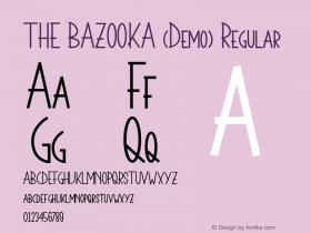 THE BAZOOKA (Demo)