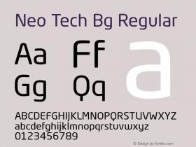 Neo Tech Bg
