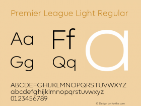Premier League Light