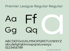 Premier League Regular