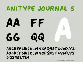 Anitype Journal