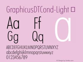 GraphicusDTCond-Light
