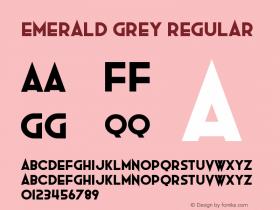 Emerald Grey