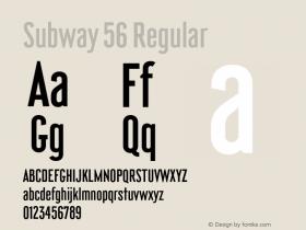 Subway 56
