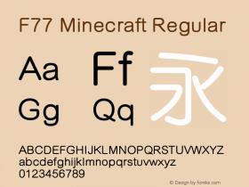 F77 Minecraft