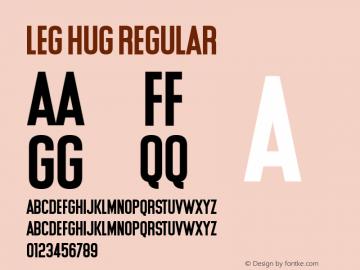 Leg Hug