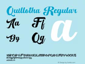 Quillotha