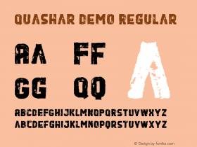 Quashar Demo