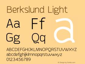 Berkslund