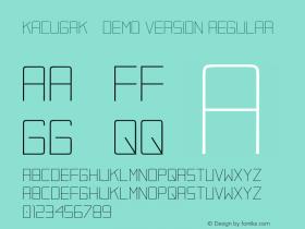 Kacugak - demo version