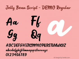 Jelly Bean Script - DEMO