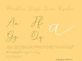 Mindline Script Demo