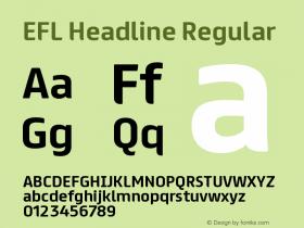 EFL Headline